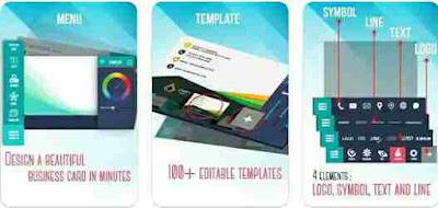 Aplikasi Pembuat Kartu Nama - Business Card Maker & Creator