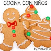 blog mimuselina galletas niños cocina navidad planes con niños
