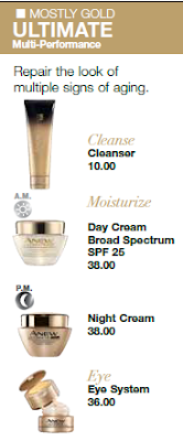 Avon Anew Ultimate Auto-Replenish Bundle