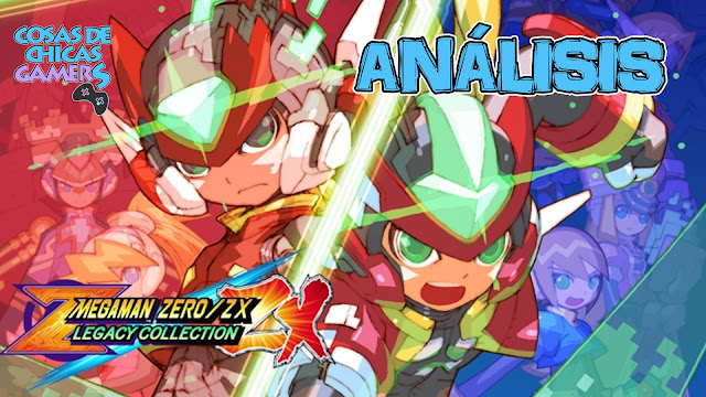 Análisis Mega Man Zero ZX Legacy Collecion para PS4