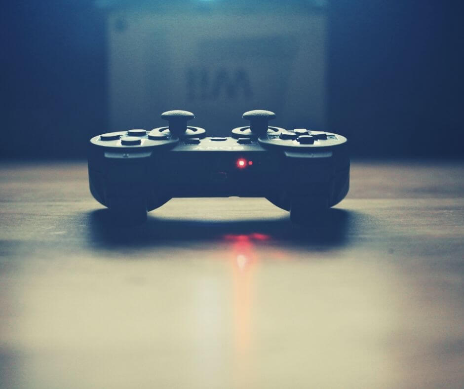 playing-video-games-for-fun-controller