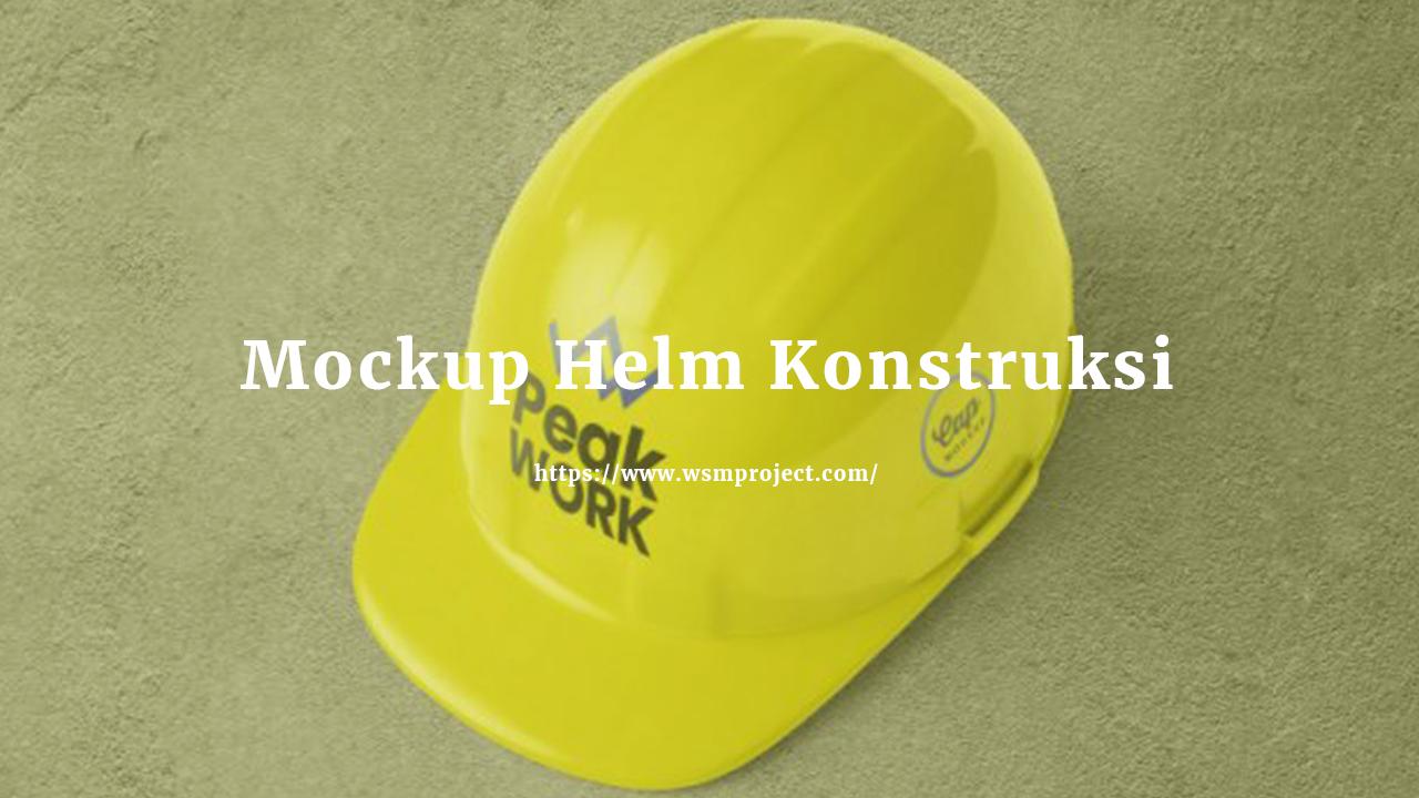 Mockup-Helm-Konstruksi