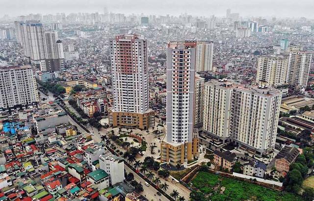 Nhà chung cư Hà Nội tăng giá: Người mua nhà càng khó an cư