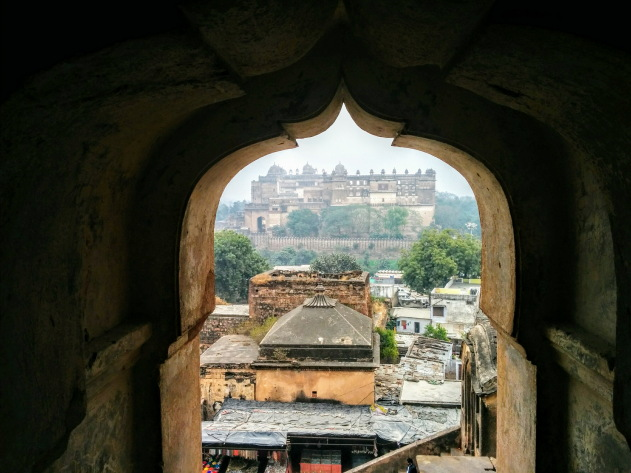 Beauty lies everywhere in hidden Orchha