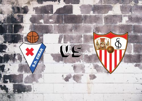 Eibar vs Sevilla  Resumen