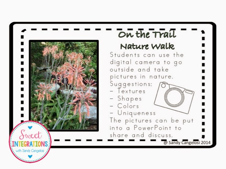 In this blog post, I've provided 6 different outdoor activities for Earth Day. (Nature Walk)