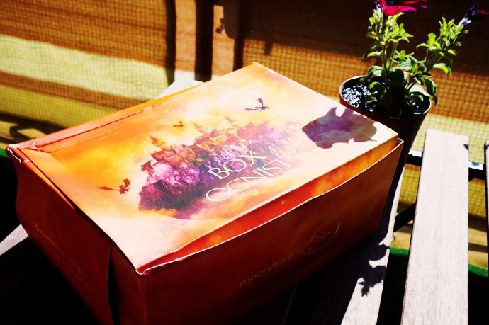 Pudełko niespodzianka: MoondriveBox Ognisty