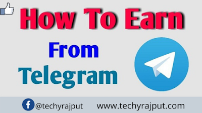 How to Earn Money From Telegram Channel