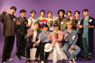 Biodata dan Fakta SEVENTEEN Boy Band Korea