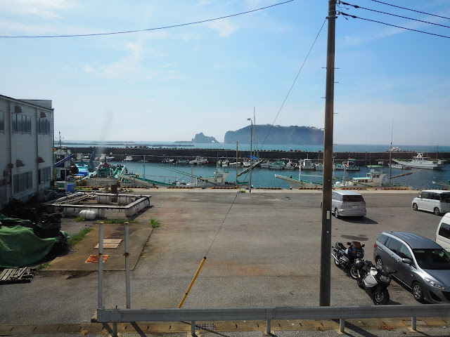 勝山漁協 食堂 なぶら 浮島