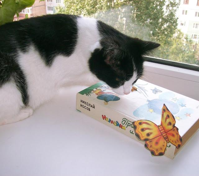 Фортуна тоже любит книги)))