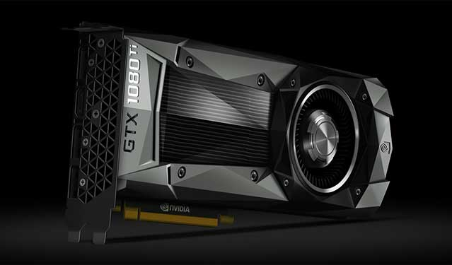 أعلنت شركة إنفيديا Nvidia عن بطاقة رسوميه جديده من عائلة GeForce GTX