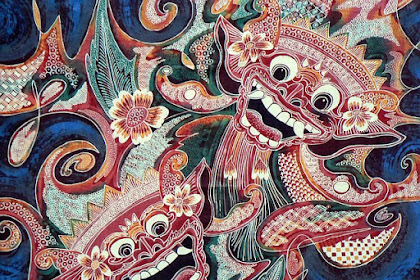 5 Motif Batik Khas Bali