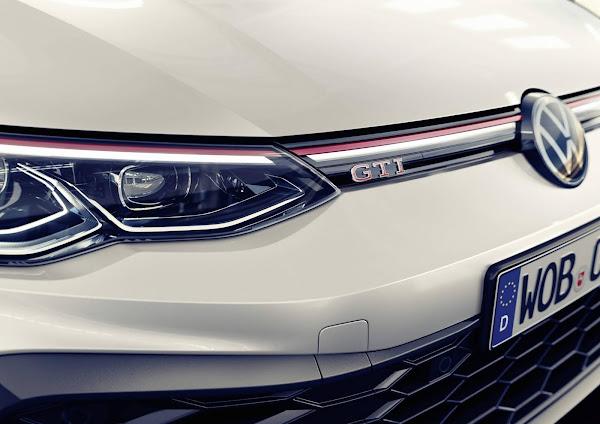 Novo Volkswagen Golf GTI Mk8 Clubsport: fotos e detalhes