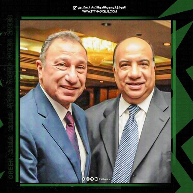 محمد مصيلحى يستقبل محمود الخطيب غدا بقلعة زعيم الثغر