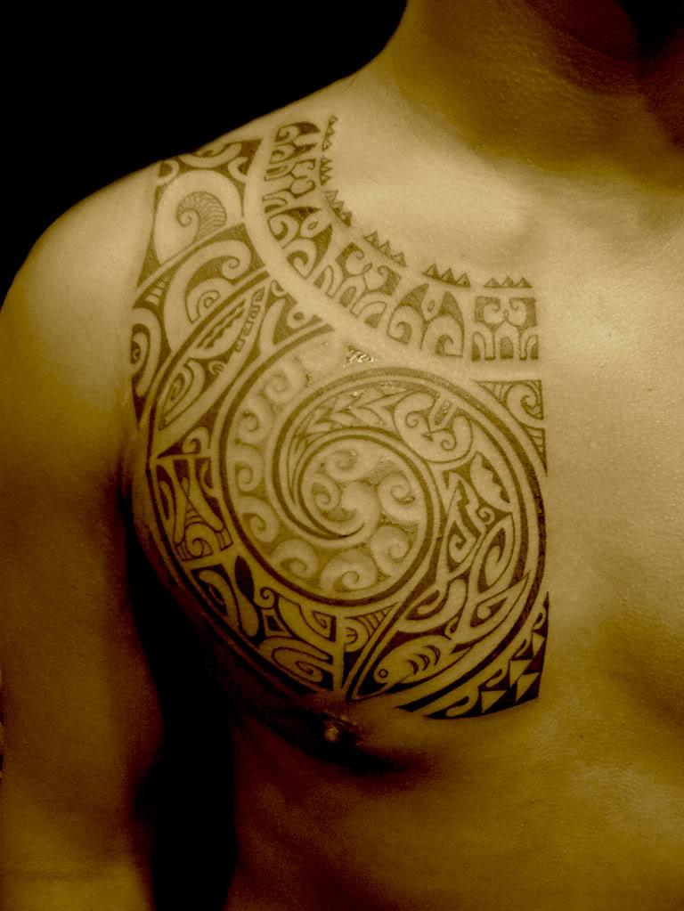 Maori Tattoo Design Idea Photos Images Pictures