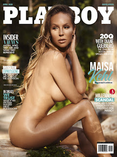 Playboy Sudafrica - Abril 2020 PDF