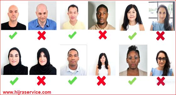 مواصفات و مقاييس الصورة المطلوبة اللوتري في قرعة الهجرة لأمريكا 2021 – 2022