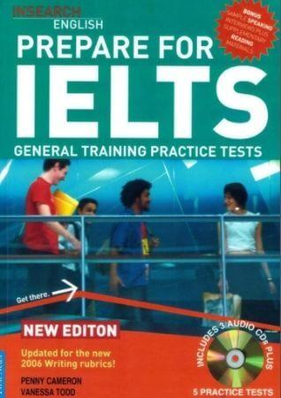 الاستعداد لامتحان الـ IELTS بالإنجليزية