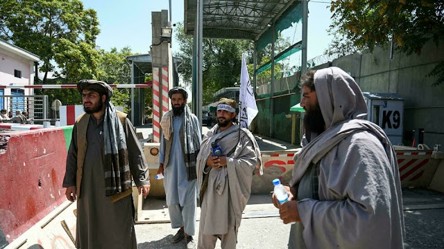 Beijing says ready for 'friendly relations' with Taliban after rout