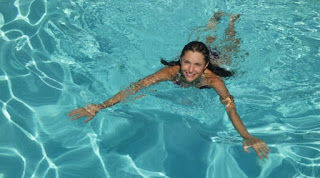 Learn about the benefits of swimming