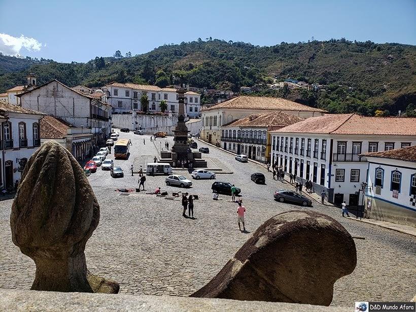 Praça Tiradentes Ouro Preto - O que fazer em Ouro Preto (MG)