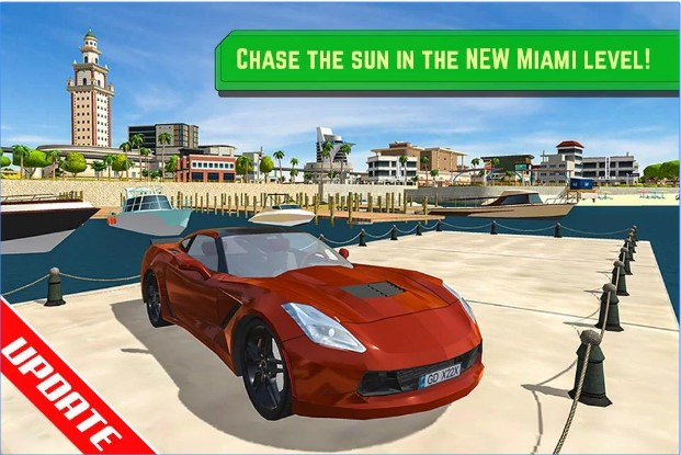 Download Car Driving School Simulator Mod Apk 1.8 Unlock Mode For Android