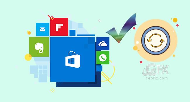 Windows 10'da Varsayılan Uygulamaları Sıfırla-www.ceofix.com