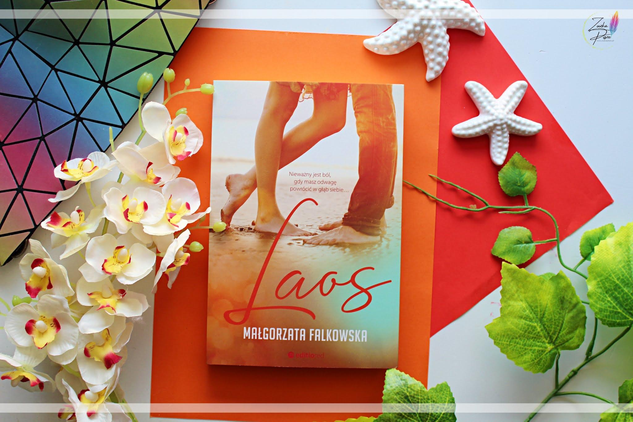 """Małgorzata Falkowska """"Laos"""" - recenzja książki"""