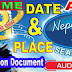 Nepal Idol Season 3 Auditions - Dates and Place Auditions