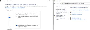 Hướng dẫn tắt UAC trên Windows 10