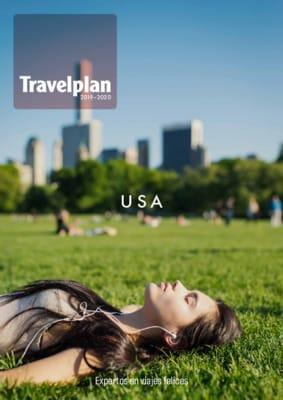 Travelplan catalogo Usa 2019-2020