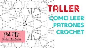 Cómo leer patrones crochet | Taller 1