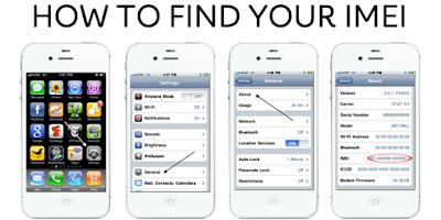 7 Cara Cek IMEI iPhone