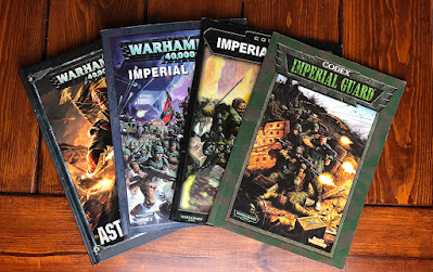 Imperial Guard Codexes