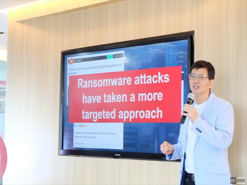 CIO Max Cheng on emphasizing the need for a state-of-the-art cybersecurity service