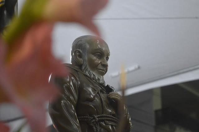 FÉ E DEVOÇÃO: Paróquia de São Joaquim celebra 122 anos de nascimento de Frei Damião