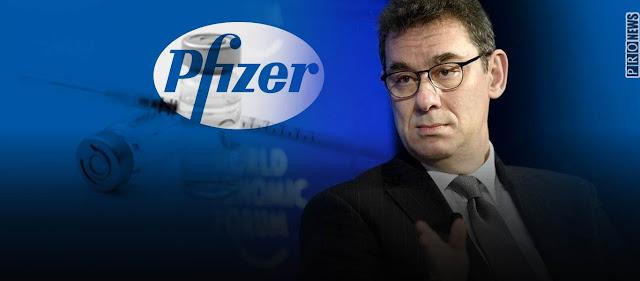 Σταματά το εμβόλιο την εξάπλωση του ιού; «Δεν ξέρουμε» λέει ο Αλμπέρτ Μπουρλά της Pfizer