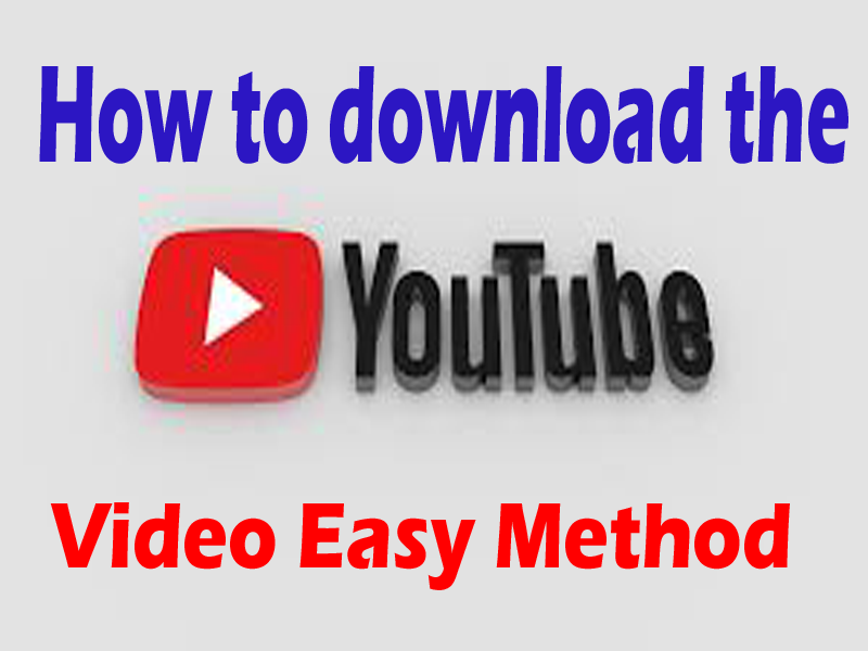 How to download youtube video easy method mobile review how to download youtube video easy method ccuart Images