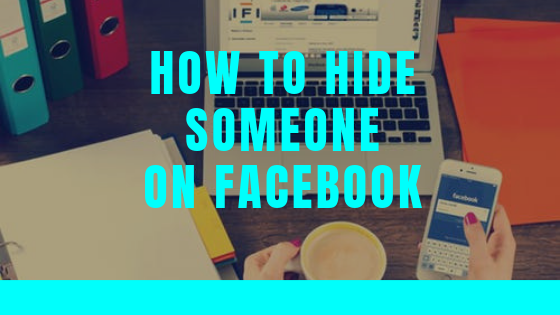 How To Hide Facebook Profile<br/>
