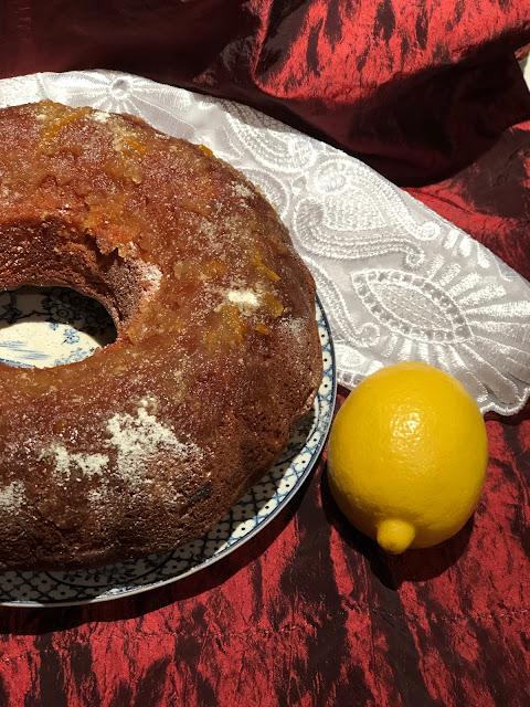 Chez Maximka, easy Italian cakes