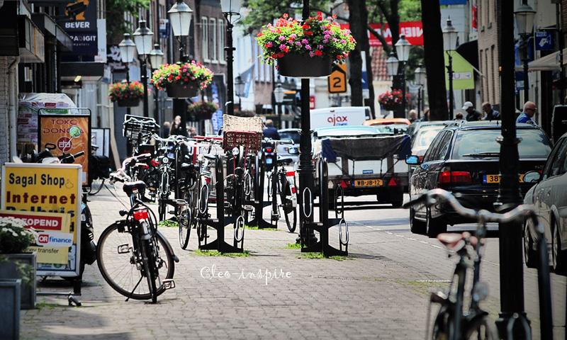 rowery w holandii