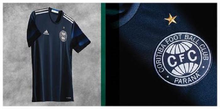 4502192003 Adidas lança camisa azul em homenagem à façanha do Coritiba ~ FutGestão