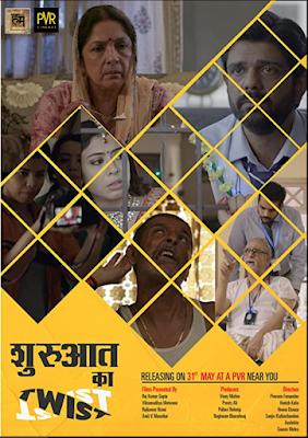 Shuruaat Ka Twist Season 01 Hindi WEB Series 720p HDRip ESub x265 HEVC
