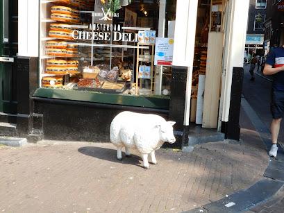 アムステルダムのチーズショップ
