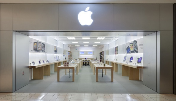 Apple Store Stoneridge Mall