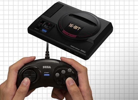 Il SEGA Mega Drive Mini sarà disponibile dal 19 settembre 2019