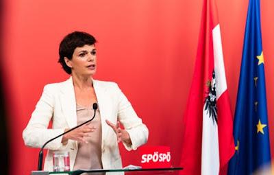 رئيسة,الحزب,الاجتماعي,ترصد,عدم,الانسجام,داخل,الحكومة,النمساوية