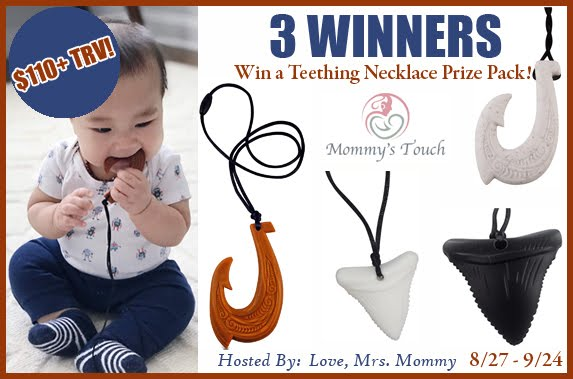 Mommy's Touch Giveaway