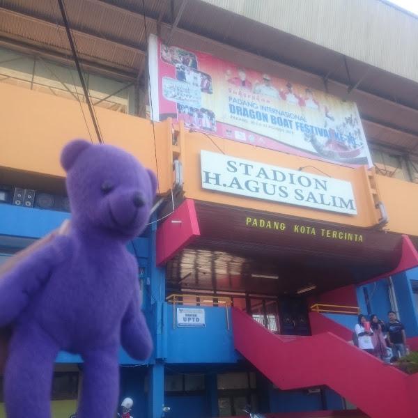 Berpetualang bareng Wegi V di PT Semen Padang [ Part III ]